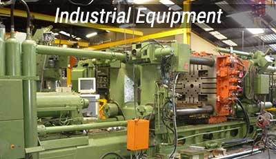 Industrial Factory Machinery Equipment Foundry Die Casting Mfg