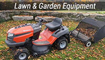 Lawn Mower Garden Equipment for sale