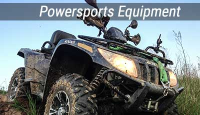 find powersports equipment for sale
