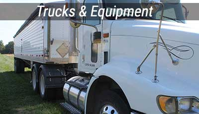 trucks trailers and equipment for sale