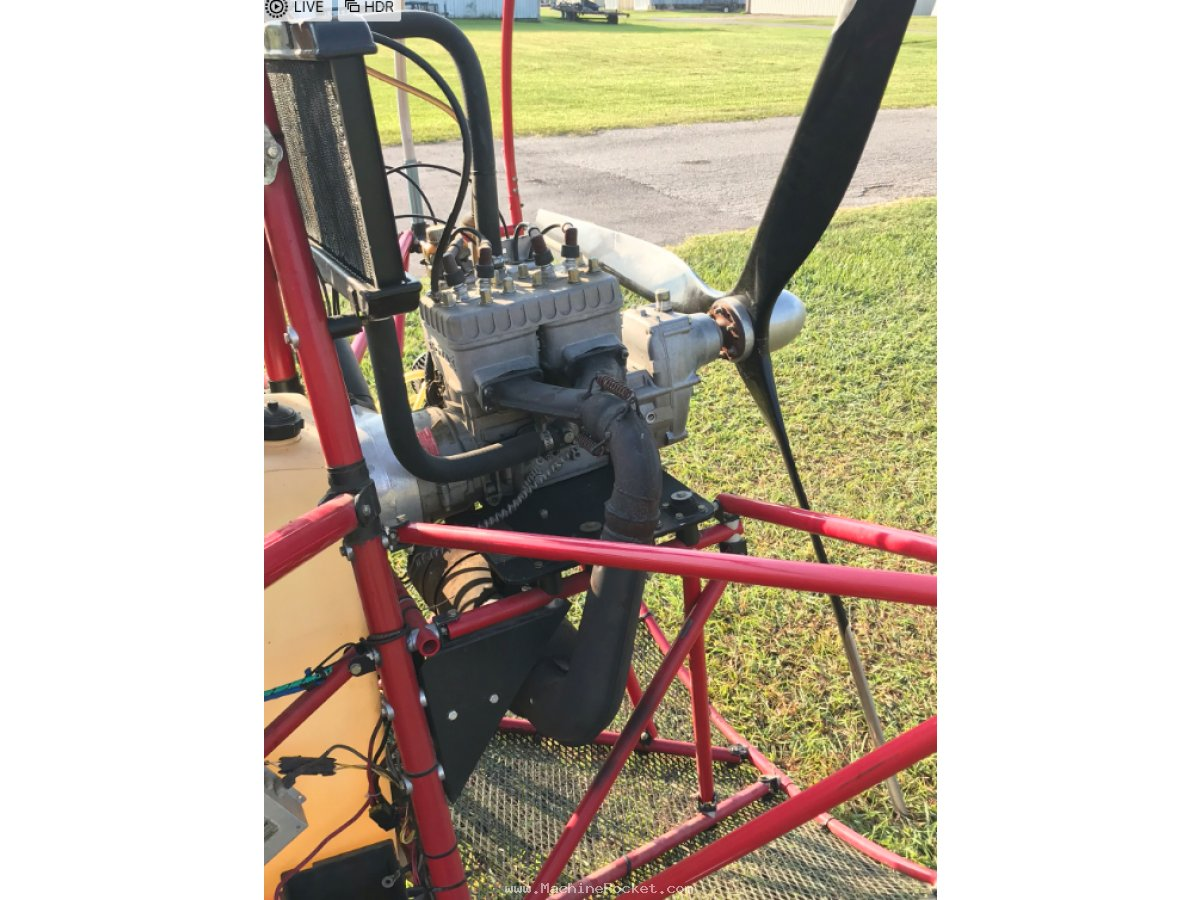 photo for machine listing: Buckeye Dream Machine PPC Powered Parachute Rotax 582 for sale in Pearland TX